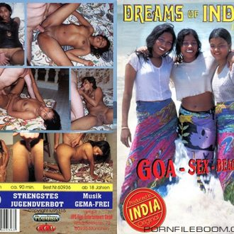 Dreams of India – Goa-Sex-Beach (Agency)  1990, All Sex, Amateur, Indian, VOD