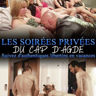 Les soirees privees du Cap d'Agde / Les soirées privées du Cap d'Agde (Carmen & Gonzag, Colmax TV / FFQ) [2016, All Sex, Groupe, Orgie, Anal, Big Cocks,,Oral, Big Asses, Lingerie, WEB-DL]